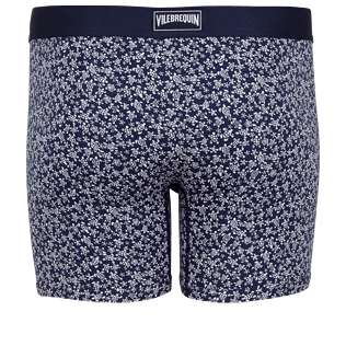 Men Others Printed - Turtles Boxer, Navy back