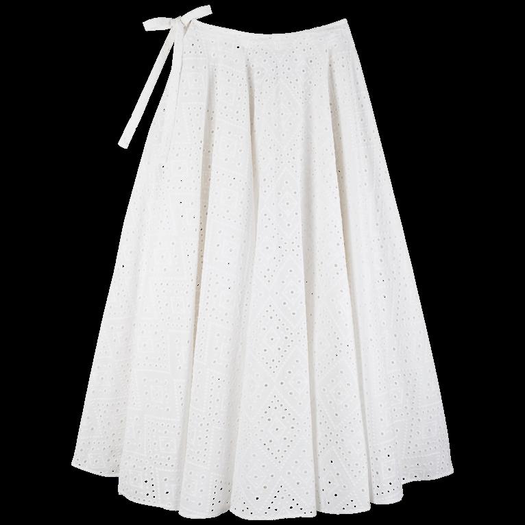 falda ojalVilebrequin Fjo8f62h Website algodón de bordado Pareo mujeres largo Las g0WanPXpzx