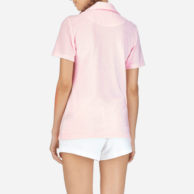 Vilebrequin - Women Terry Cloth Polo shirt Solid - 6
