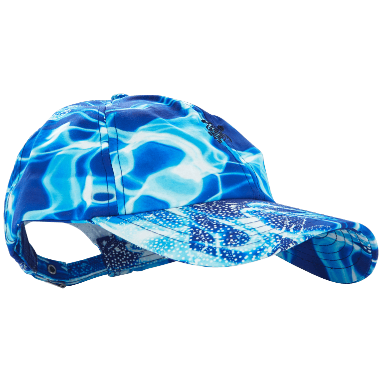 Men Accessories - Men Cap Splash - CAPS - CALISSE - Blue - OSFA - Vilebrequin Vilebrequin z2SyX