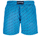 Men Classic Printed - Men Swim Trunks Micro Ronde des Tortues, Jaipuy back