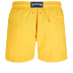 Men Classic Solid - Men Swimwear Solid, Curry back