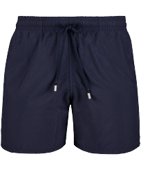 Men Classic Solid - Men Swim Trunks Solid, Navy front