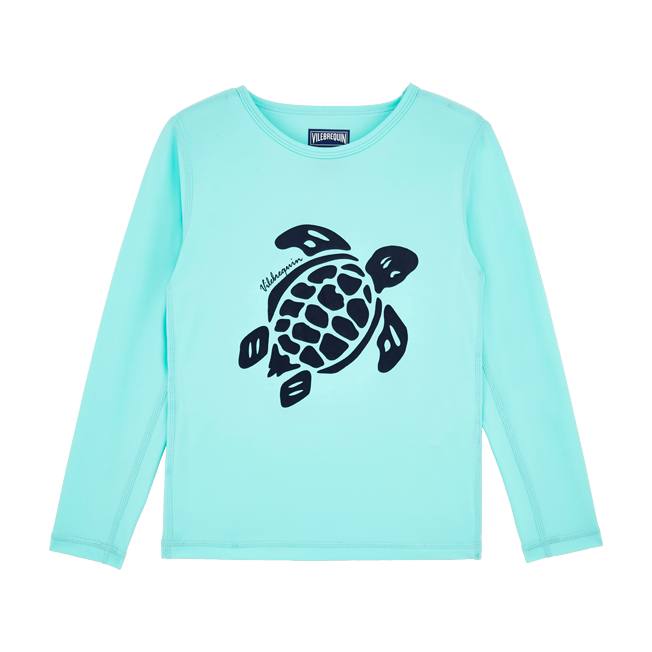 Vilebrequin - Kids Long Sleeves Rashguards Solid - 1