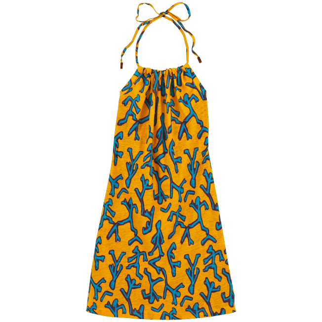 Vilebrequin - Robe dos nu Danse du Feu - 1