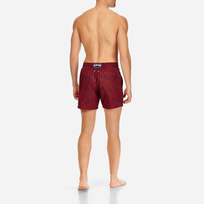 Vilebrequin - Men Lightweight and Packable Swimwear Mini Fish - 4