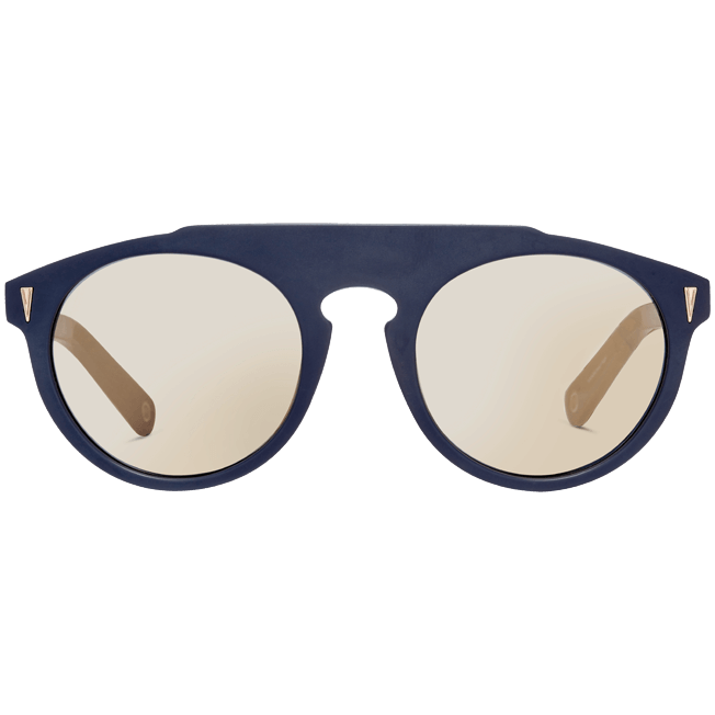 Vilebrequin - Gold Mirror Sunglasses - 1