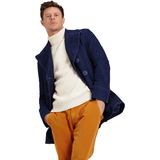 Men Others Solid - Men Chino Pants, Turmeric supp3