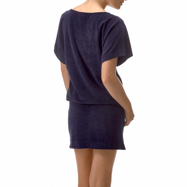 Vilebrequin - Robe t-shirt éponge - 4