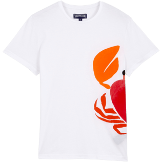 Others Printed - Unisex Cotton T-Shirt St Valentin 2020, White front