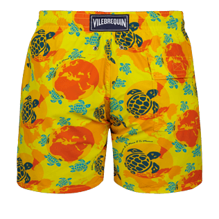 Men Classic Printed - Men swimtrunks Mappemonde Dots - Te Mana o Te Moana, Acacia back