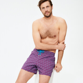 Hombre Clásico stretch Estampado - Men Swimwear Stretch Micro Ronde des Tortues, Kerala supp2