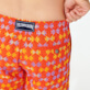 Herren Klassische Bestickt - Men Swimwear Embroidered Fishes in Love - Limited Edition, Medlar supp1