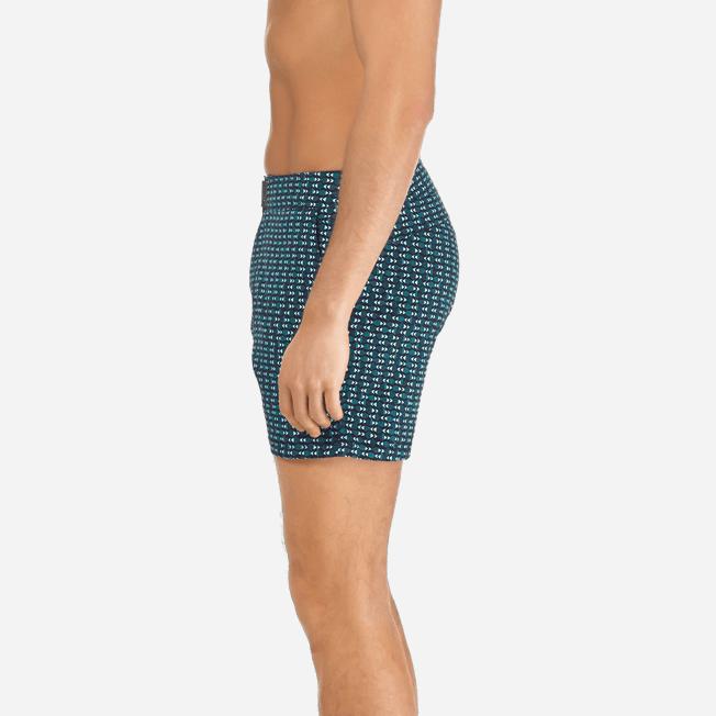 Vilebrequin - Men Stretch Swimwear Modernist Fish - 7