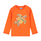 Others Printed - Kids Rashguard Go Bananas, Medlar front