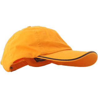 Others Solid - Unisex Cap Solid, Mango front