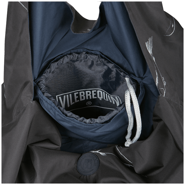Vilebrequin - Sac pliable oversize Ultra Léger Fish Dance - 3