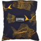 Men Classic / Moorea Printed - Prehistoric Fish Lightweight Packable Swim shorts, Navy supp4