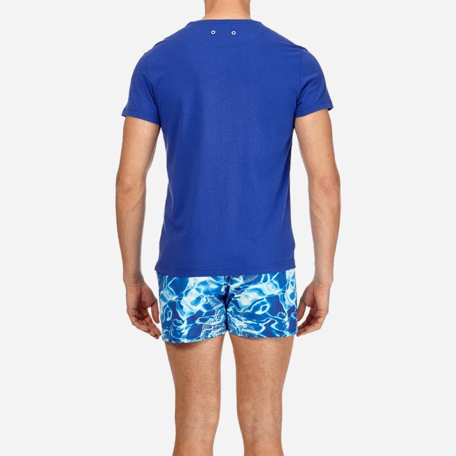 Vilebrequin - T-shirt en Coton Homme Vilebreking - 6