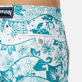 Men Embroidered Embroidered - Men Swimtrunks Embroidered Vague Heritage - Limited Edition, White supp1