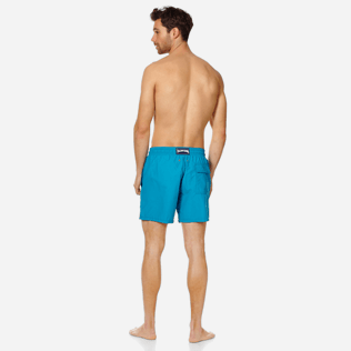 03ad6ff11b Men Classic Printed - Men water-reactive swimtrunks Double Focus,  Seychelles backworn