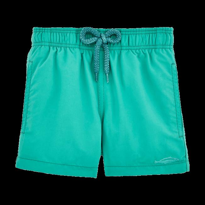 Vilebrequin - Water-reactive Sardines à l'Huile Swim Shorts - 1