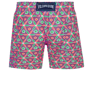 Boys Others Printed - Boys Swim Trunks Ceramics, Pink berries back
