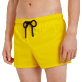 Men Short classic Solid - Men Swimwear Short and Fitted Stretch Solid, Buttercup yellow supp1