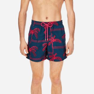 Men Embroidered Embroidered - Men Swimwear Embroidered Palmiers - Limited Edition, Spray supp1