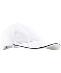 Others Solid - Unisex Cap Solid, White front