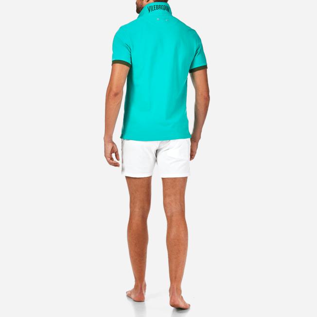 Vilebrequin - Cotton pique polo - 8
