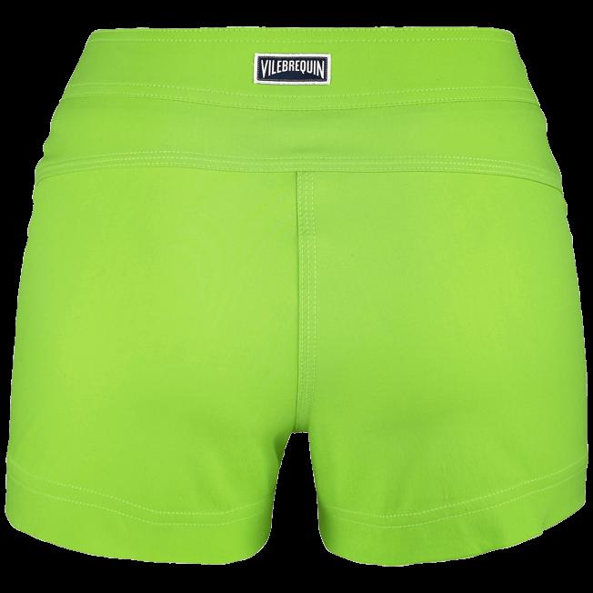 Vilebrequin - Shorty en matière maillot de bain Femme Stretch Uni - 2
