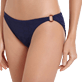 Women Classic brief Solid - Women brief to be tied bikini Bottom Ecailles de tortues, Midnight blue supp1
