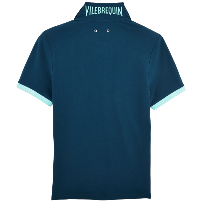 Vilebrequin - Polo en piqué de algodón - 2