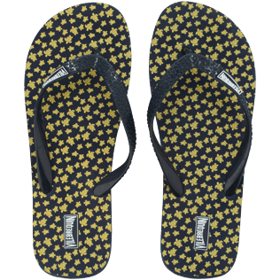 Others Printed - Flip Flop, Navy front