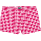 Women Shorties Printed - Baby Trop' Straight cut shortie, Shocking pink back
