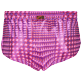 Women Others Printed - Women Swim Short Crocros, Mumbai back