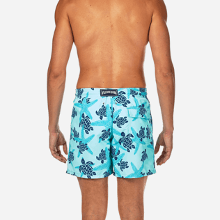 Men Classic Printed - Starlettes & Turtles Swim shorts, Lagoon supp2