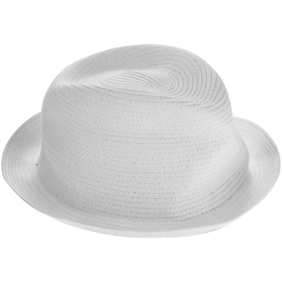 Men Caps AND Hats Solid - Solid Stetson , Chalk front