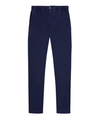 Men Others Solid - Men Jogging Gabardine Pants, Deep blue front