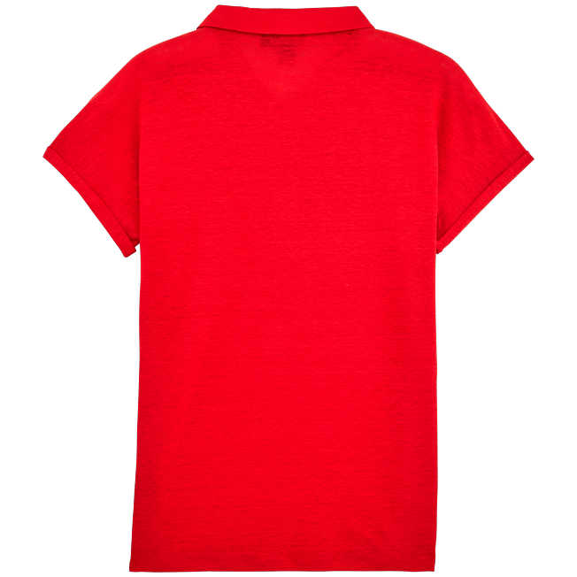 Vilebrequin - Solid Linen Jersey Polo - 2