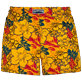 Women Others Printed - Women Swim short Porto Rico, Mango back