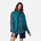 Others Solid - Unisex Sleeveless Down Jacket Solid, Pine wood supp2