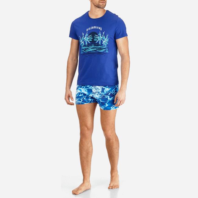 Vilebrequin - T-shirt en Coton Homme Vilebreking - 3