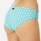 Women Classic brief Printed - Women covering brief bikini Bottom Ancre De Chine, Mint supp1