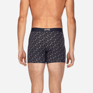Men 047 Printed - Turtles Boxer, Navy supp2