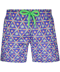 Boys Others Printed - Boys Swimwear Indian Ceramic, Madras front