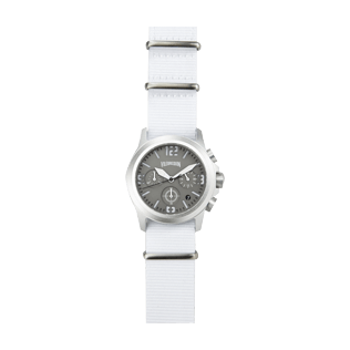 Others Solid - Core Nylon Watch, White front