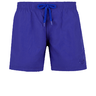 Boys Others Magical - Boys Swim Trunks Water-reactive Crabs, Royal blue front