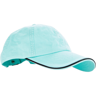 Caps AND Hats Solid - Kids Cap Solid, Lagoon front